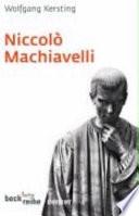 Niccolò Machiavelli