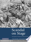 Scandal On Stage : status quo or disturb the assumptions of...