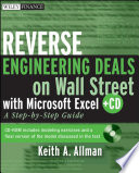 Reverse Engineering Deals on Wall Street with Microsoft Excel   Website