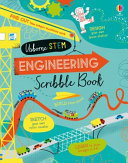 Engineering Scribble Book : objects to design and colour,...