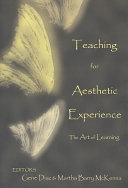 Book Teaching for Aesthetic Experience