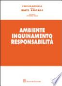 Ambiente  inquinamento  responsabilit