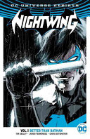 Nightwing Vol  1  Rebirth