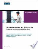 Signaling System No  7  SS7 C7