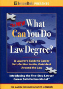 The New what Can You Do with a Law Degree