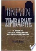 Uneven Zimbabwe