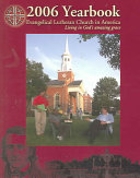 Evangelical Lutheran Church In America 2006 Yearbook