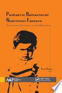 Pediatric Behavioral Nutrition Factors
