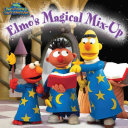 Elmo's Magical Mix-Up : are at wizard school....