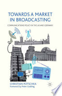 Towards a Market in Broadcasting