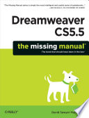 Dreamweaver CS5 5  The Missing Manual