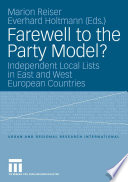 Farewell to the Party Model
