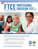 FTCE Professional Ed  083  Book   Online