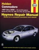 Holden Commodore Automotive Repair Manual