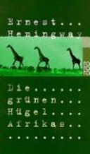 Die gr  nen H  gel Afrikas