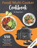 Foodi Multi Cooker Cookbook For Beginners 2020