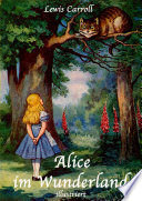 Alice im Wunderland  illustriert