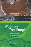 Wood and Tree Fungi Book
