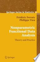 Nonparametric Functional Data Analysis