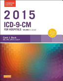 2015 ICD 9 CM for Hospitals  Volumes 1  2 and 3 Standard Edition