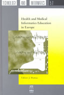 Health and Medical Informatics Education in Europe