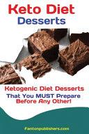 Keto Diet Desserts