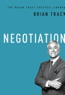 cover img of Negotiation (The Brian Tracy Success Library)