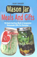 Mason Jar Meals and Gifts