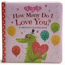 How Many Do I Love You  Book PDF