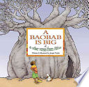 A Baobab is Big   Other Verses from Africa