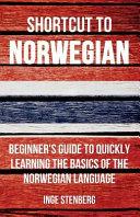 Shortcut to Norwegian