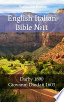 English Italian Bible No11