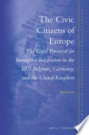 The Civic Citizens of Europe