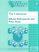 The f elements