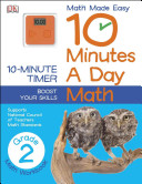 10 Minutes a Day  Math  Second Grade