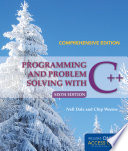 Programming and Problem Solving with C    Comprehensive