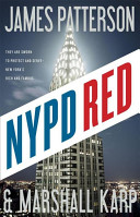 NYPD Red 3 Book Cover
