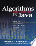 Algorithms In Java Parts 1 4