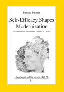 Self-Efficacy Shapes Modernization Book