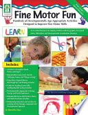Fine Motor Fun  Grades PK   1