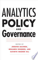 Analytics Policy And Governance