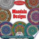 Infinite Coloring Mandala Designs