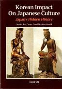 Korean Impact on Japanese Culture
