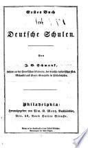 Erstes Buch F  r Deutsches Schulen
