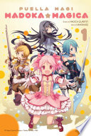 Puella Magi Madoka Magica : she recognizes the mysterious, dark-haired transfer student...