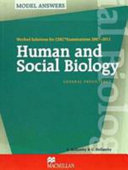 Human And Social Biology