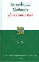 Etymological Dictionary of the Iranian Verb