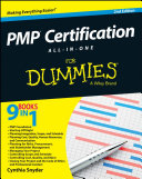 PMP Certification All in One For Dummies
