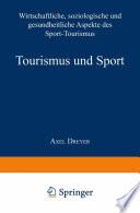 Tourismus und Sport