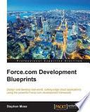 Force com Development Blueprints